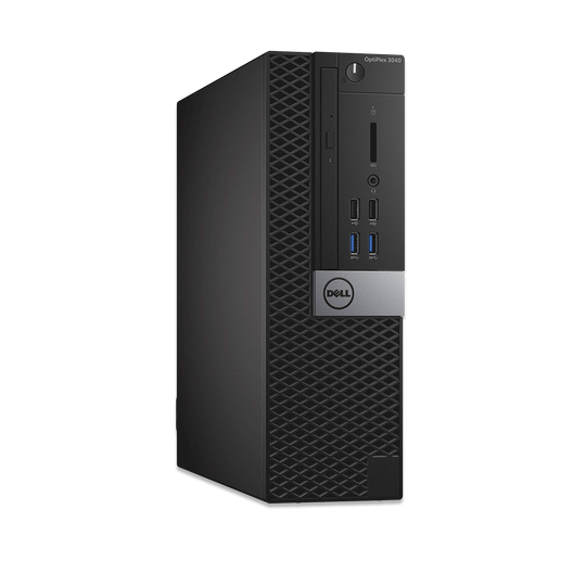 Dell Optiplex 3040 SFF i3 6th Gen. 8GB RAM 256GB SSD Win 10