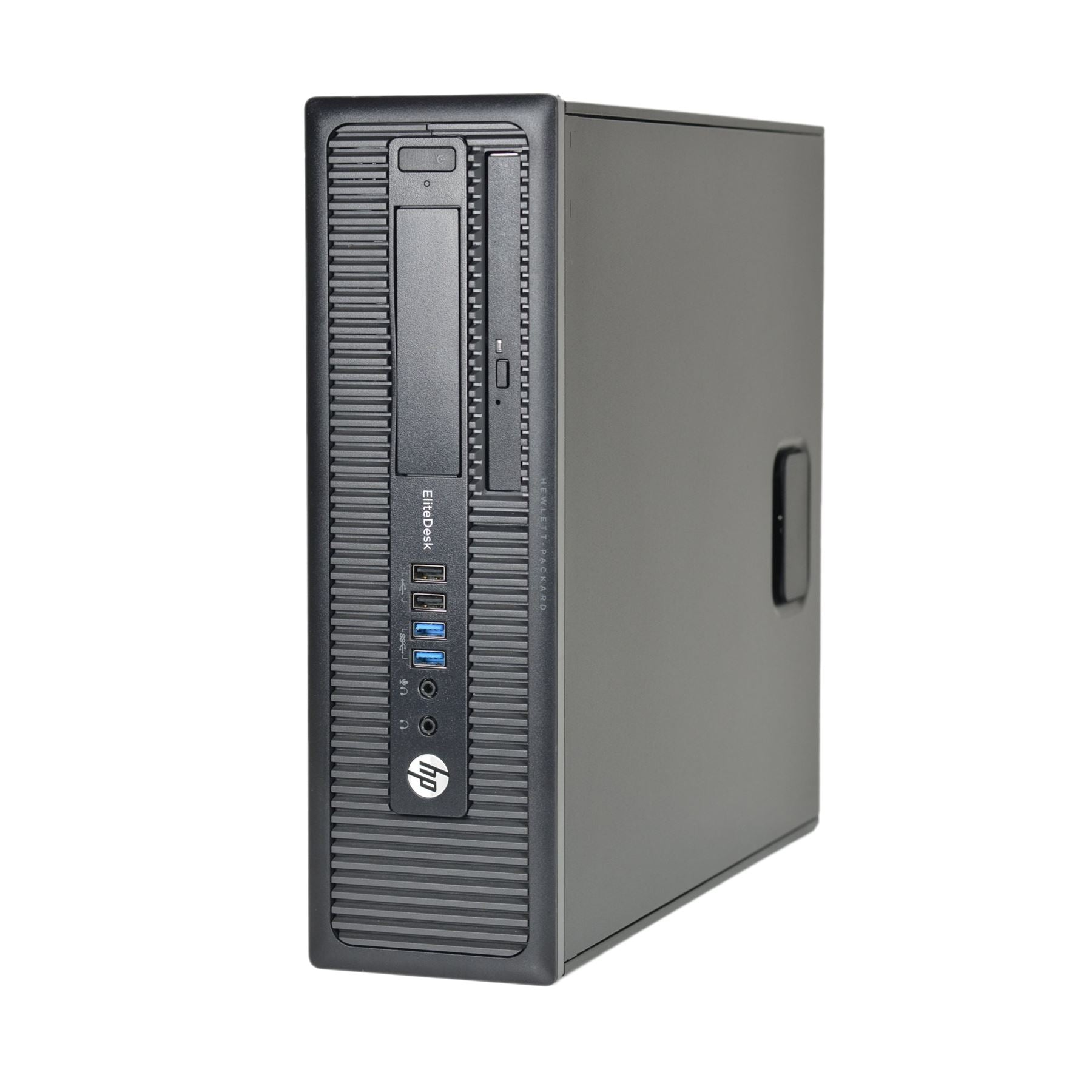Gaming PC HP EliteDesk 800 G1 i5 4th Gen. GT710 8GB RAM 128GB SSD