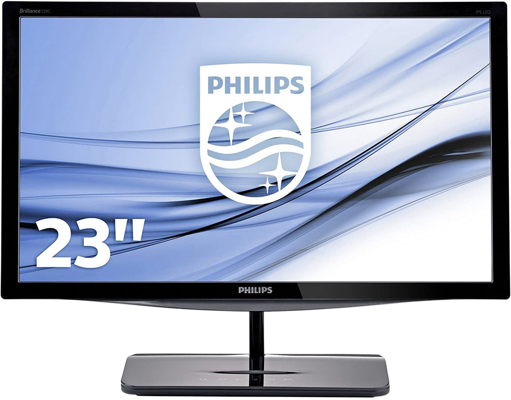 "Philips Brilliance Blade 2 239C4Q 23"" 1920 x 1080 60Hz Monitor Grade A"