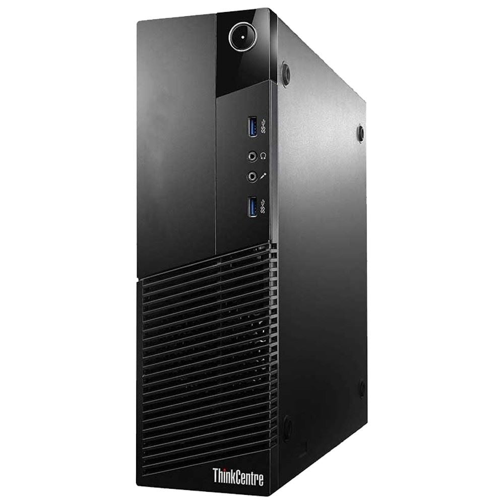 Lenovo Lenovo ThinkCentre M93p Desktop i5 4th Gen. 4GB 250GB Win 10 Grade A