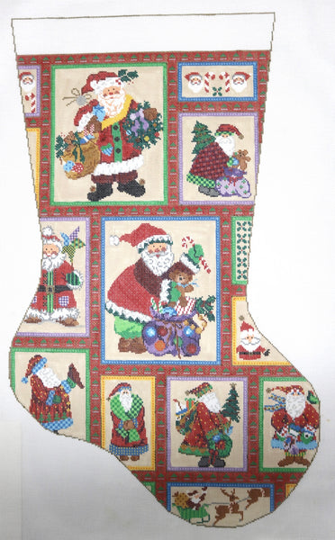 Christmas Stockings 18 Mesh