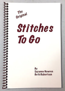 Stitch Books & Guides