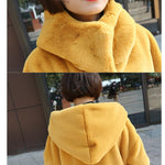 Supernatural Faux Fur Coat - Luxury - Pick your color