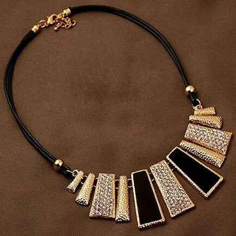 Statement Necklace - Choose your color