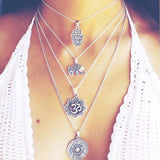 Your choice of Bohemian Necklace