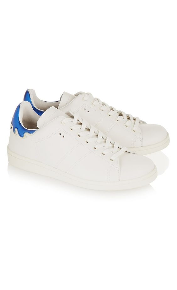 Étoile Bart Leather Sneakers