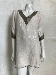 Foley Sequin Dress