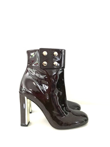 Gucci Patent Leather Boots