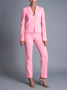 Gianni Versace Bubble Gum Suit