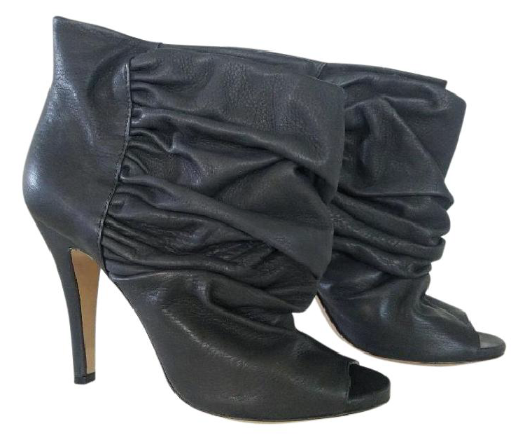 Maison Martin Margiela Vero Cuoio Slouched Booties