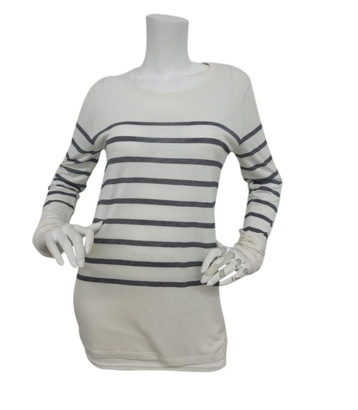 Stripped Long Sleeved