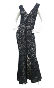 Mia Lace Maxi Dress