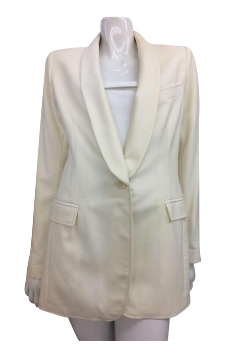 Smythe Dutchess Single Button Blazer