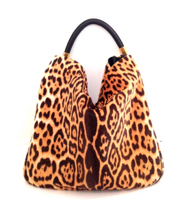 Animal Print Pony Bag
