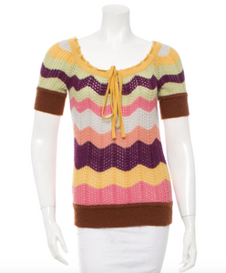 Missoni Wool Top