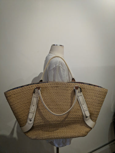 Salvatore Ferragamo Large Beach Bag