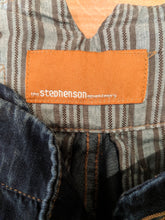 Load image into Gallery viewer, The Stephenson Denim Bermuda Size 27