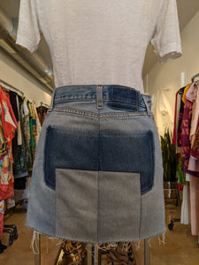 Vetements Denim Skirt Sz S