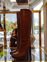Load image into Gallery viewer, Gucci Leather Boots