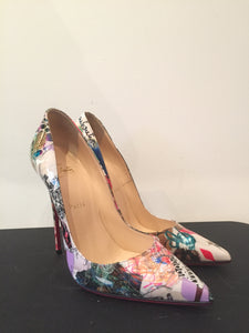 Christian Louboutin So Kate Trash Sz 39