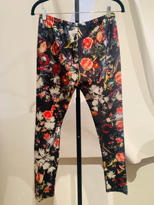 Alexander McQueen Multicolor Leggings