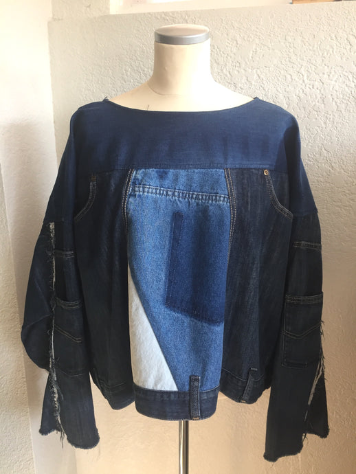 JT Denim Decon Jacket