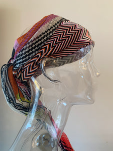 Missoni Multicolor Headband