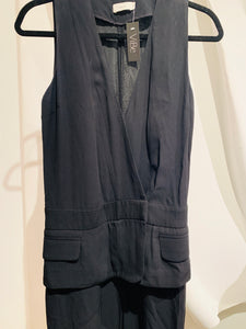 A.L.C. Black Jumpsuit