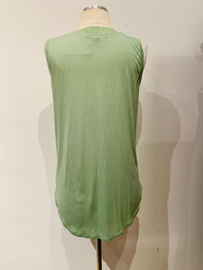 Gucci Green Tank Top