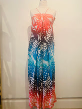 Load image into Gallery viewer, Diane von Furstenberg Multicolor Sleeveless Maxi Dress