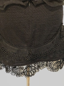 Isabel Marant Black Mini Skirt