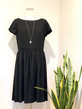 Load image into Gallery viewer, Prada Little Black Dress Sz. 48