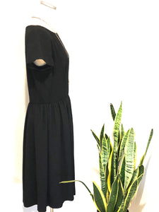 Prada Little Black Dress Sz. 48