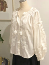 Load image into Gallery viewer, Eleven March11 Cotton Blouse