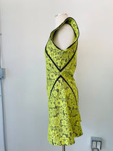 Load image into Gallery viewer, Alexis Neon Sleeveless mini dress  Sz Xs