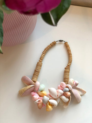Vintage Shells Necklace
