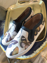Load image into Gallery viewer, Givenchy  Printed Slip-On Sneakers Sz 40