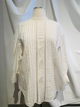 Load image into Gallery viewer, Chloé White Long Sleeve Top
