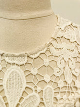 Load image into Gallery viewer, Alexis White Lace Short Dress