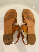 Load image into Gallery viewer, Etro Brown  Leather Sandals