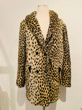 Load image into Gallery viewer, Asos Animal Print Coat