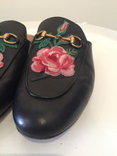 Load image into Gallery viewer, Gucci Princetown Embellished Mules size 39.5