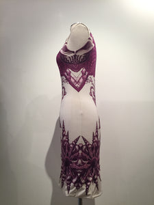 Roberto Cavalli Sleeveless Mini Dress Size S