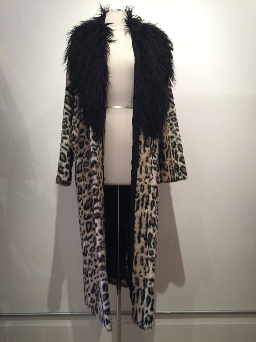 House Of Harlow x Revolve 1960 Long Coat Size M