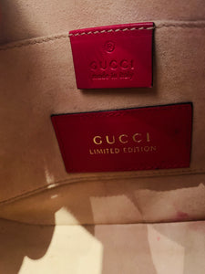 Gucci Multicolor GG Mini Chain Bag