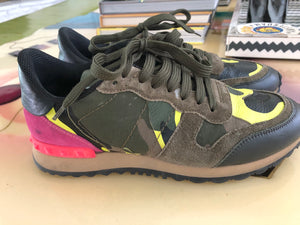 Valentino Rockrunner Sneakers 38