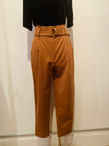 A.L.C. Caramel Straight Pants