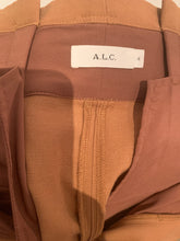 Load image into Gallery viewer, A.L.C. Caramel Straight Pants