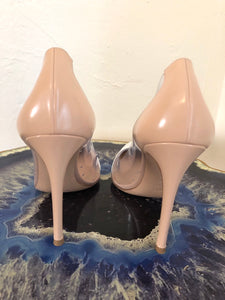 Gianvito Rossi PVC Colorblock Pumps 38