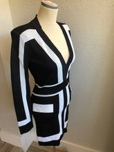 Load image into Gallery viewer, Balmain Long Sleeve Mini Dress sz. 36